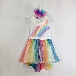 Other - Rainbow Unicorn Costume Dress